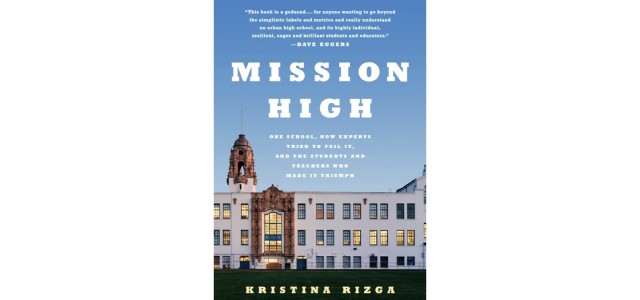 Review by Jesus Tirado, University of Georgia Book Details: Mission High: One School, How Experts Tried to Fail it, and the Students and Teachers who made it Triumph. by Kristina Rizga. New York: Nation Books. 2016. 295 pp., $26.99. Kristina Rizga's (2015) […]