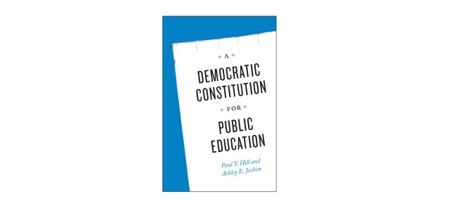 A Democratic Constitution for Public Education by Paul T. Hill and Ashley E. Jochim. Chicago ; London: The University of Chicago Press, 2015. 143pp., $22.50. Katherine L. Arrington The University of Texas, Austin It is no secret that the American education […]